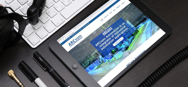 Een nagelnieuwe website voor ARCsom